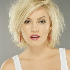 Short hair styles for thick hair