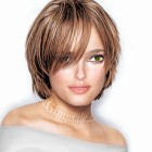 Short haircuts for long hair