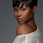 Short haircuts for women for black women