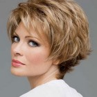 Short haircuts layered