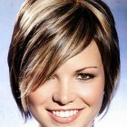 Short hairstyles and colors