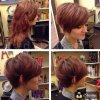 Short hairstyles trends 2015