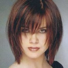 Short long layered haircuts