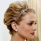 Short updos for weddings