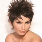 Spikey hairstyles for women