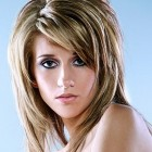 Top layered haircuts