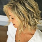 Trendy shoulder length haircuts 2015