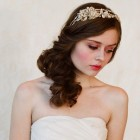 Unique wedding hair accessories