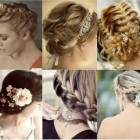 Up braids hairstyles