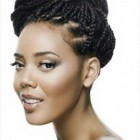 Urban braided hairstyles