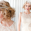 Vintage hair accessories wedding