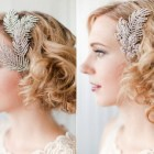 Vintage wedding hair clips
