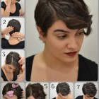 Ways to style pixie cuts