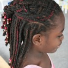 Weave braided hairstyles