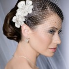 Wedding accessories for hair