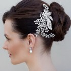 Wedding clips for hair