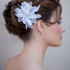 Wedding flower hair accessories