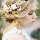 Wedding hair flower