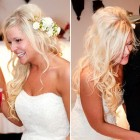 Wedding hair for fine hair