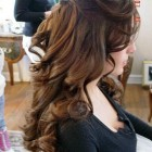 Wedding hair half updos