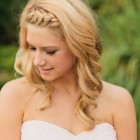 Wedding hair ideas for medium hair