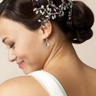 Wedding hair peices