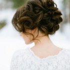 Wedding hairstyle photos