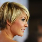 Women hairstyles for short hair