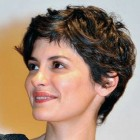 Women pixie haircut