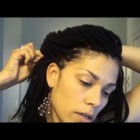 Yarn braids hairstyles