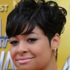 Black short hairstyles for women