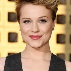 Celebrity short hairstyles women