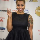 Chrisette michele haircut