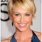 Classy short hairstyles for women