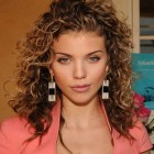 Cool hairstyles for curly hair