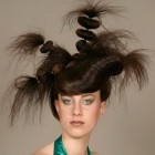 Crazy hairstyles for long hair