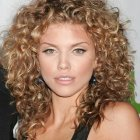 Curly cut hairstyles
