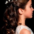 Curly hairstyles for little girls