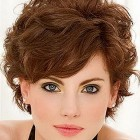 Curly hairstyles for thick hair
