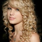 Curly party hairstyles