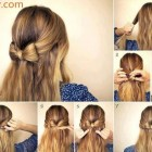Daily hairstyles for long hair