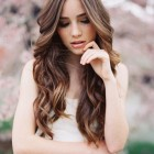 Down curly hairstyles for weddings