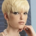 Extra short hairstyles for women