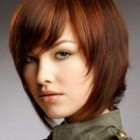 Fashionable short hairstyles for women