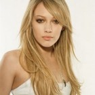 Hairstyle for long hair for girls