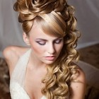 Hairstyles for prom for long hair
