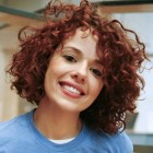 Ladies curly hairstyles