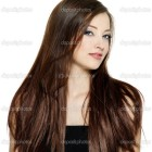 Long hair beauty
