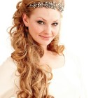 Long hairstyles for long hair