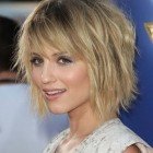 Medium layered hairstyles for fine hair